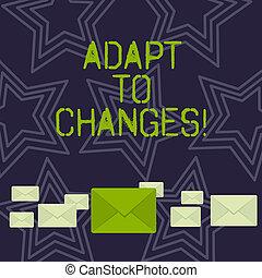 concepto, trato, color, texto, con éxito, él, uno, changes...