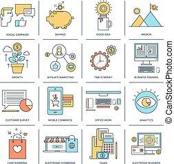 concepts., affari