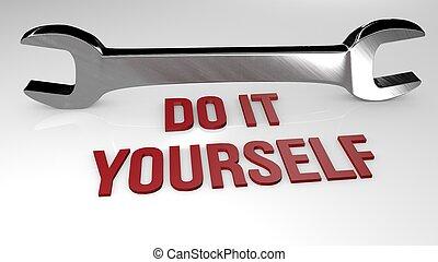 concepts, clé, il, vous-même