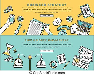 business strategy and creative process