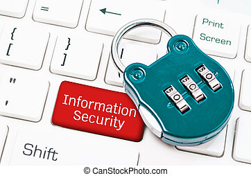 Concepts Information security.