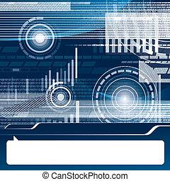 Conceptual Business Background - Vector conceptual business ...