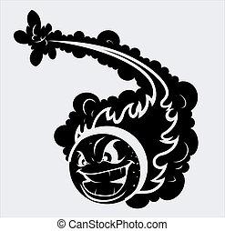 Sport Mascot Vector Character