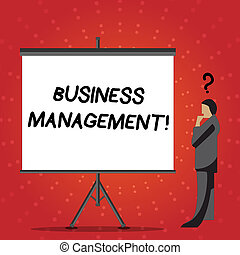 Conceptual hand writing showing Business Analysisagement. ...
