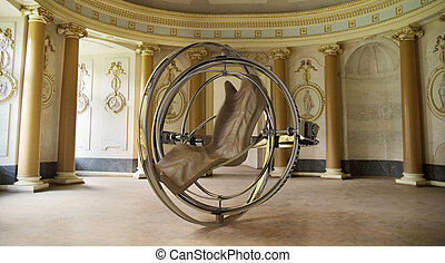 Conceptual photo of the furniture invention