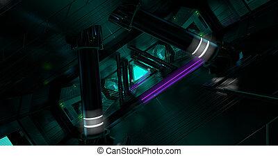 Conceptual sci-fi 6