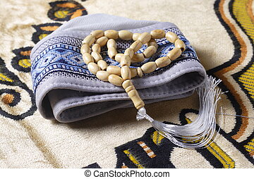 tasbih - moslem prayer beads