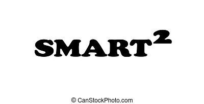 conceptuel, conception, typographique, smarted