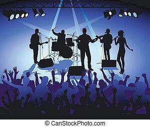 concert, événement