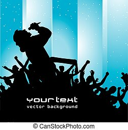 concert., ポスター, 音楽
