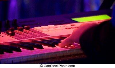 concert, clavier