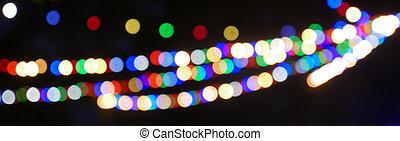 concert., luce, backround, mostra, roccia