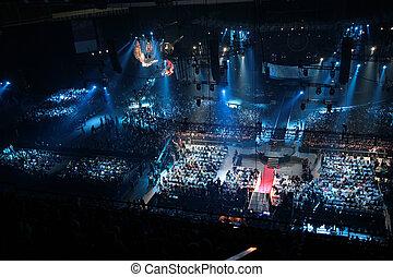 concert salão