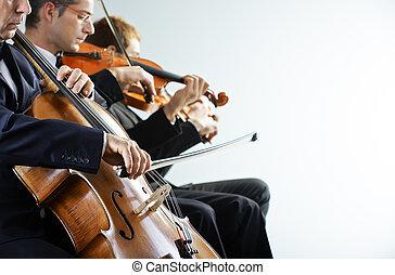 concerto, clássico, music: