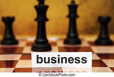 concetto, affari