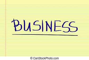 concetto affari