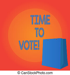 concetto, avanti, testo, tempo, un po', scrittura, significato, candidati, scegliere, fra, scrittura, vote., govern., elezione
