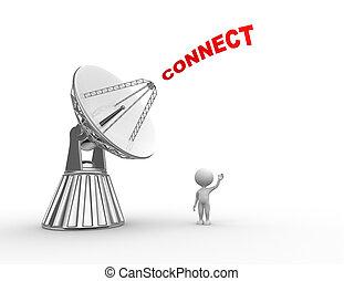 concetto, collegare