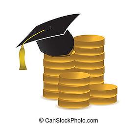 concetto, costo, educazione