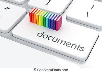 concetto, documenti