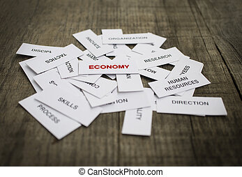 concetto, economia