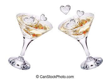 concetto, giorno, celebrazione, valentines