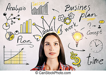 concetto, idea affari