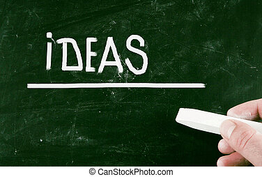 concetto, idee