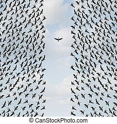 concetto, individualismo
