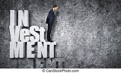 concetto, investimento