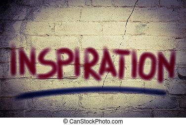 concetto, ispirazione