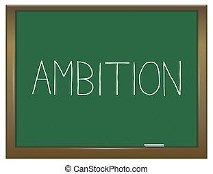 concetto, parola, ambizione