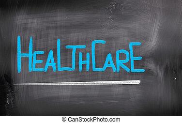 concetto, sanità