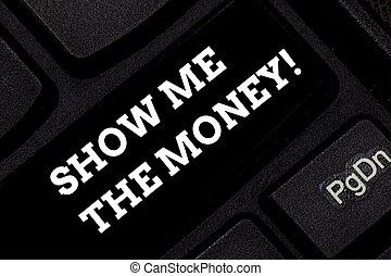 concetto, tastiera, mostra, testo, soldi., urgente, tastiera, messaggio, prima, creare, acquisto, scrittura, intention, affari, esposizione, chiave, investe, me, parola, contanti, idea., computer, fabbricazione, o