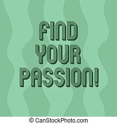 concetto, testo, astratto, trovare, forma, striscie, tuo, controllable, pattern., seamless, emozioni, scrittura, foto, ripetere, verticale, significato, forte, ricerca, barely, curvy, scrittura, passion.