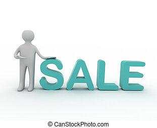 concetto, vendita