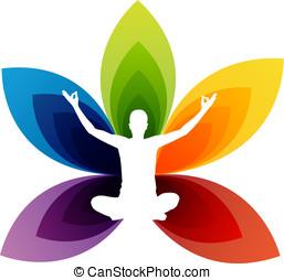 concetto, yoga