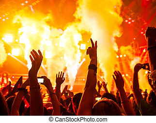 concierto de la roca