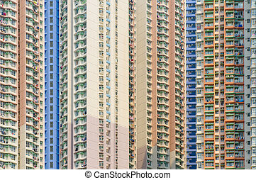 concrete jungles of hong kong