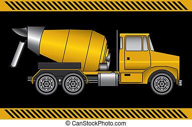 concrete mixer construction machinery equipment