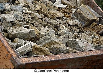 concrete rubbish 03