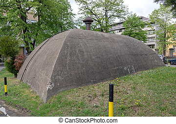 Concrete Shelter
