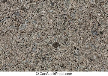 Concrete Texture - Texture of concrete sidwalk with pebbles