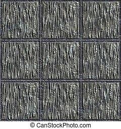 Concrete tiles. Seamless texture.
