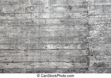 Concrete wall - Reinforced concrete wall useful as a...