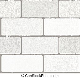 concreto, bianco