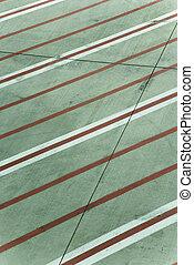 concreto, linee