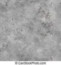 concreto, pietra, cemento, struttura