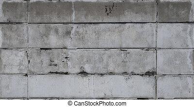 concreto, -, seamless, struttura