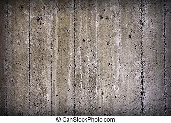 concreto, struttura